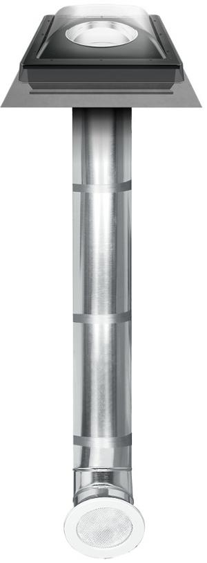 Tubusový světlovod FAKRO SRF - ploché střechy