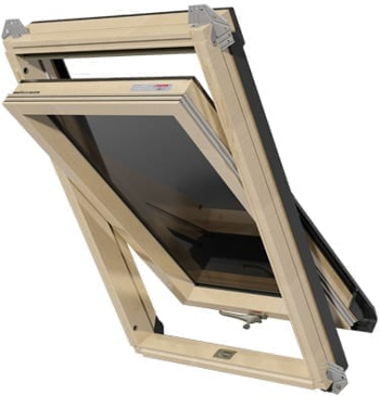 Kyvné střešní okno OKPOL ISO E2