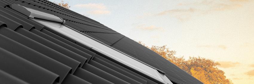 Střecha - Keylite okna