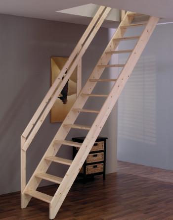 Minka Boras - mlynářské schody