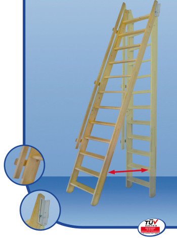 Minka Flexiblo - mlynářské schody