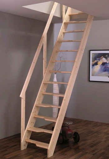 Minka Softline - mlynářské schody