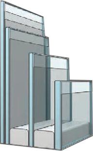Zasklení - střešní okno VELUX GGL 3068