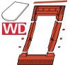 Lemování ROTO EDR Rx WD 1x1 SDS