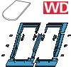 Lemování ROTO EDR Rx WD 2x1 SDS