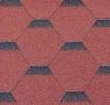 Střešní šindel Guttatec Hexagonal
