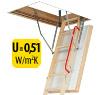 Termoizolační půdní schody FAKRO LWT / 305
