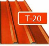 Trapézový plech Regamet T-20 / 0,7- lesk