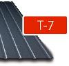Trapézový plech Regamet T-7 / 0,50 - mat