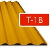 Trapézový plech Regamet T-18 / 0,50 - mat