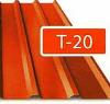 Trapézový plech Regamet T-20 / 0,50 - mat
