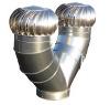 Ventilační turbína Lomanco TIB 14 - rozdvojka