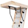 Dřevěné půdní schody OMAN Compact Termo