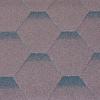 Hexagonal - hnědá