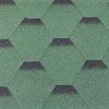 Hexagonal - zelený