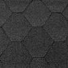 Hexagonal - černý
